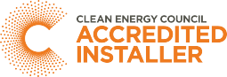 clean energy council cec accredited installer